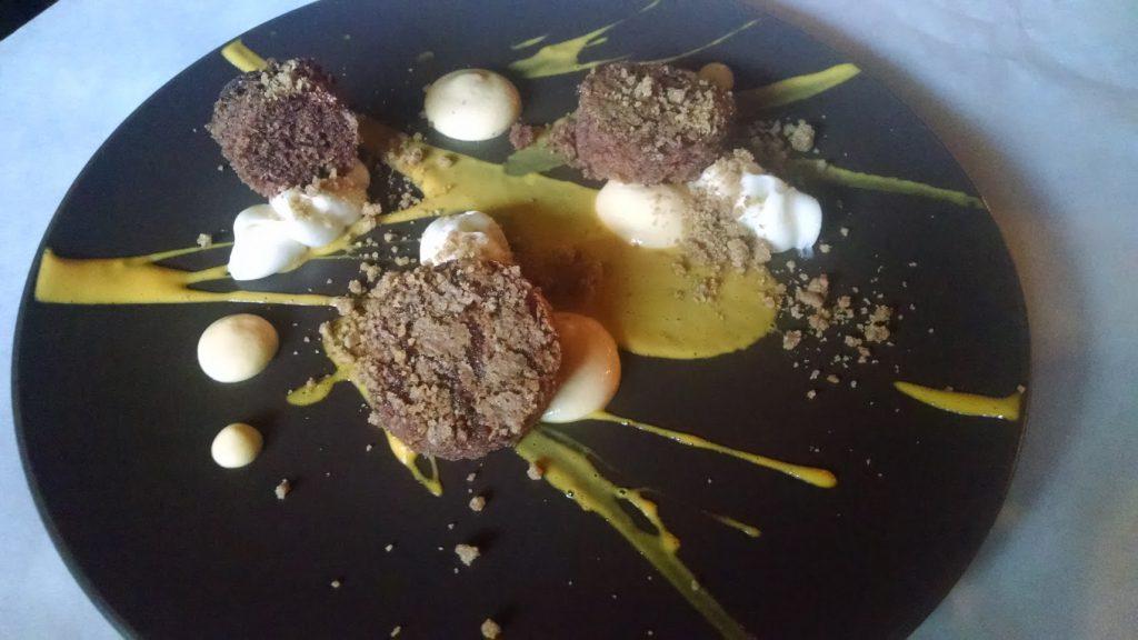 Heirloom Restaurant - Carrot Cake