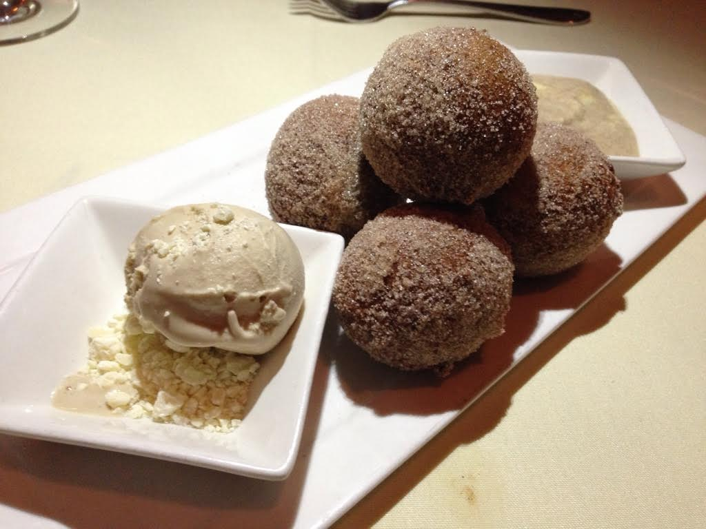 The Fig Tree - Beignets