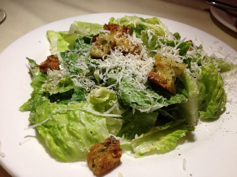 The Fig Tree - Caesar Salad