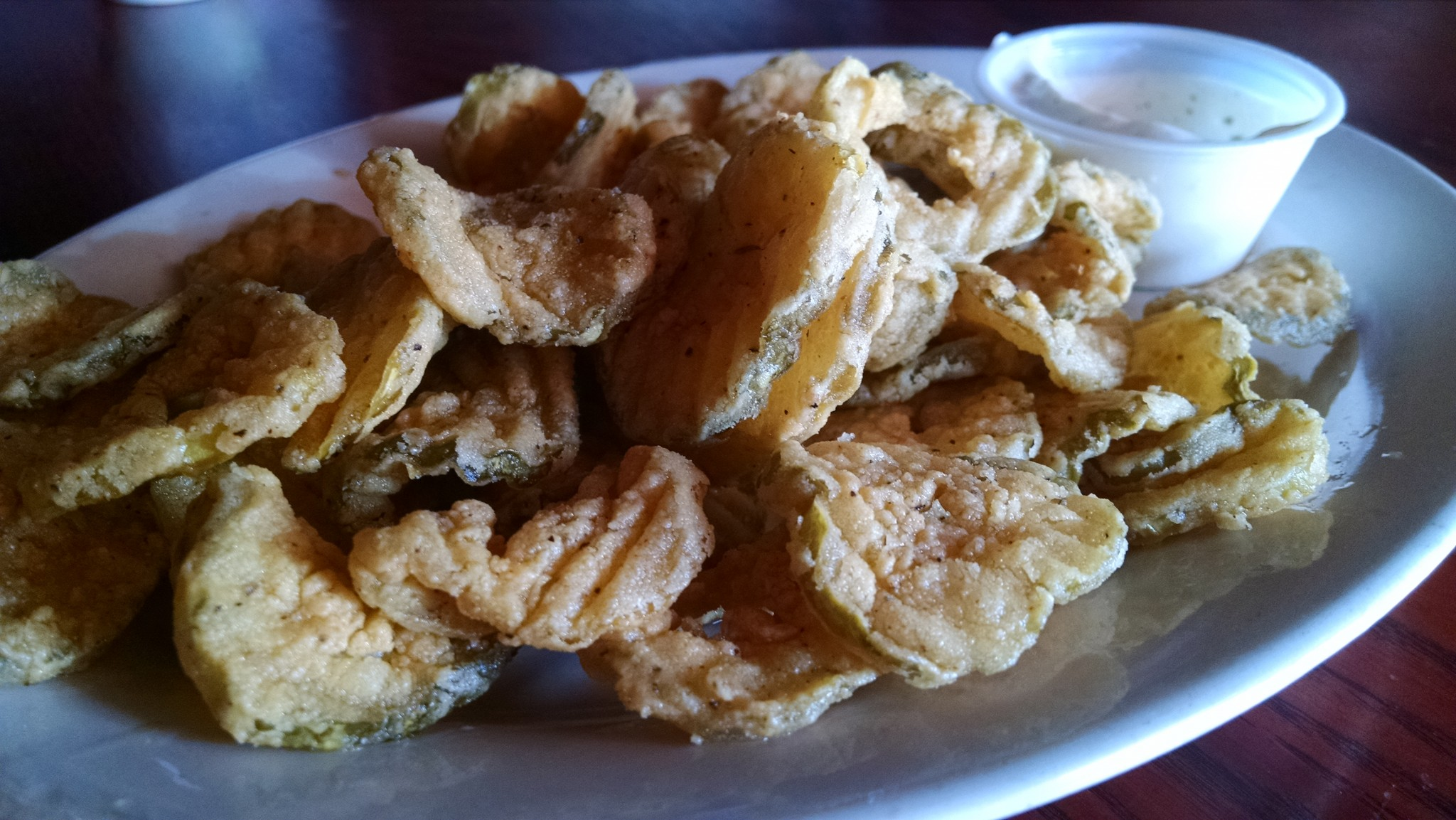 Duckworth's - Fried Pickles