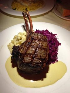 The Fig Tree - Elk Chop