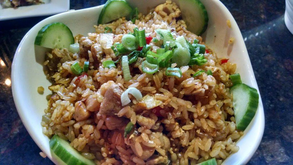 Bonchon - Fried Rice