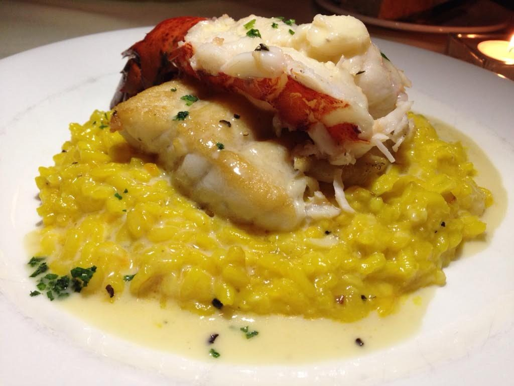 The Fig Tree - Grouper with Lobster